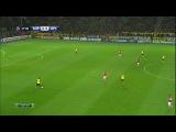 Лига Чемпионов 2013-14 / Группа F / 4-й тур / Боруссия Д (Германия) - Арсенал (Англия) / 1 тайм [720p HD]